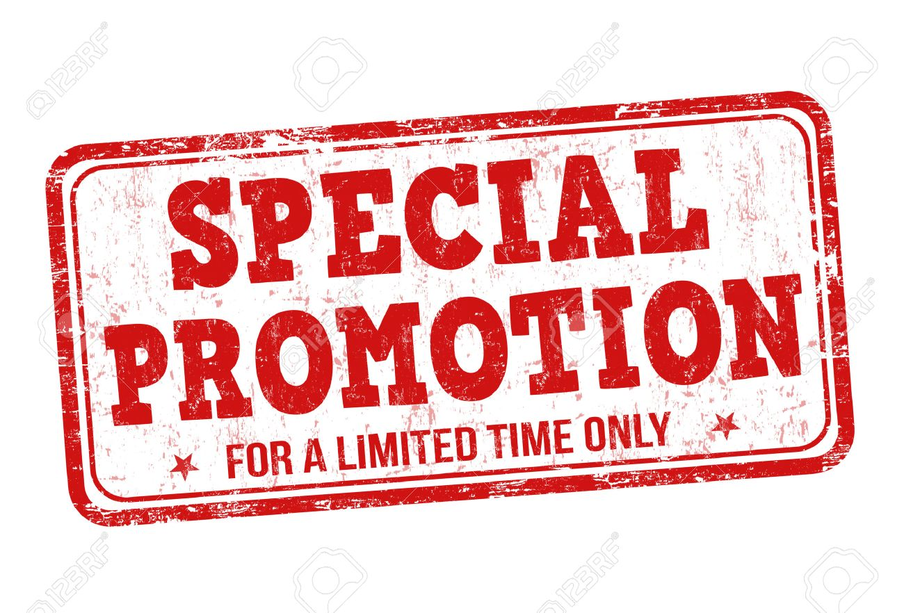 Limited Time Special Promotion! $100 for YOU, $100 for THEM Image