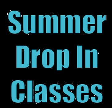 July Drop Ins