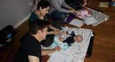 Infant Massage Workshop