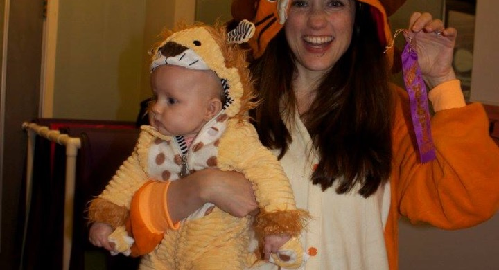 Halloween Bump and Baby' Party