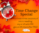 Time Change Special! Image