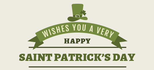 🍀 Happy Saint Patrick's Day, ! 🍀 Image