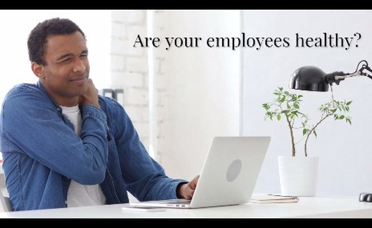 Are your employees healthy?