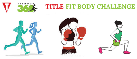 TITLE Boxing Club Fit Body Challenge