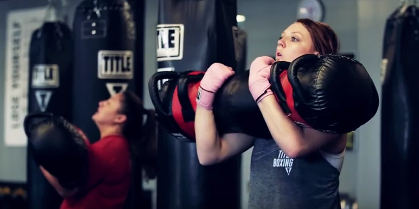 TITLE Boxing Club MMA Workout