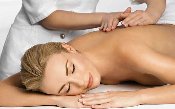 90 minute deep tissue massage
