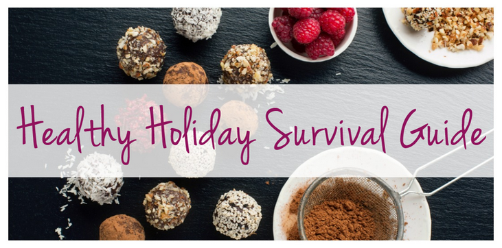 Healthy Holiday Survival Guide❗️ Image