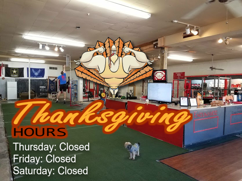 Thanksgiving break schedule Image