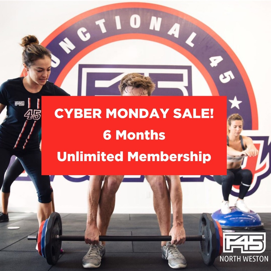 Cyber Monday Membership sale