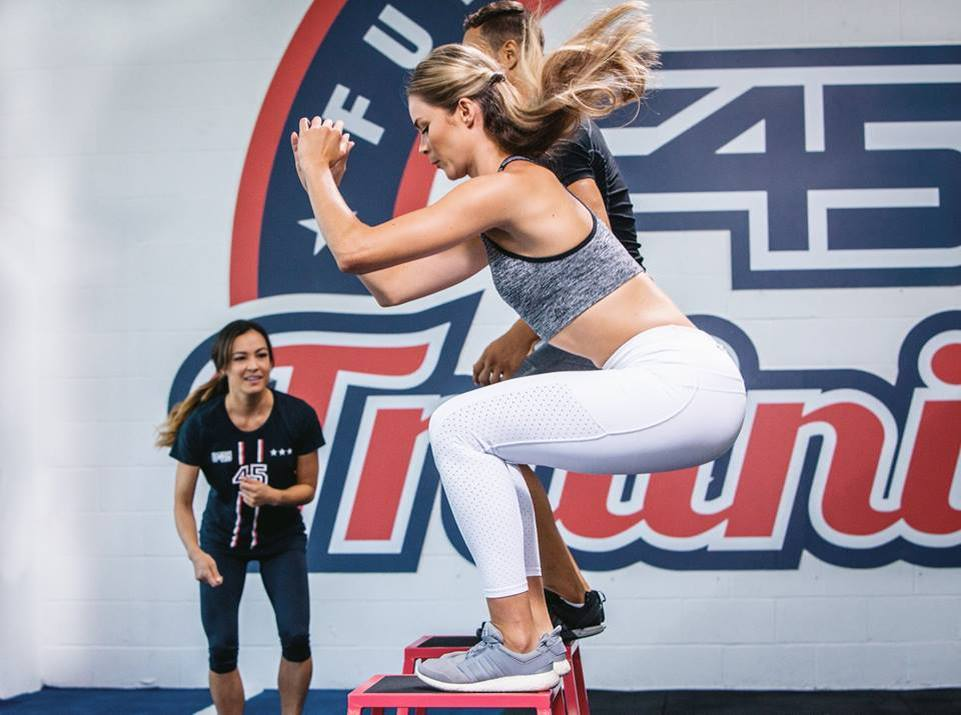 , share some F45 ❤️ and EARN rewards! Image