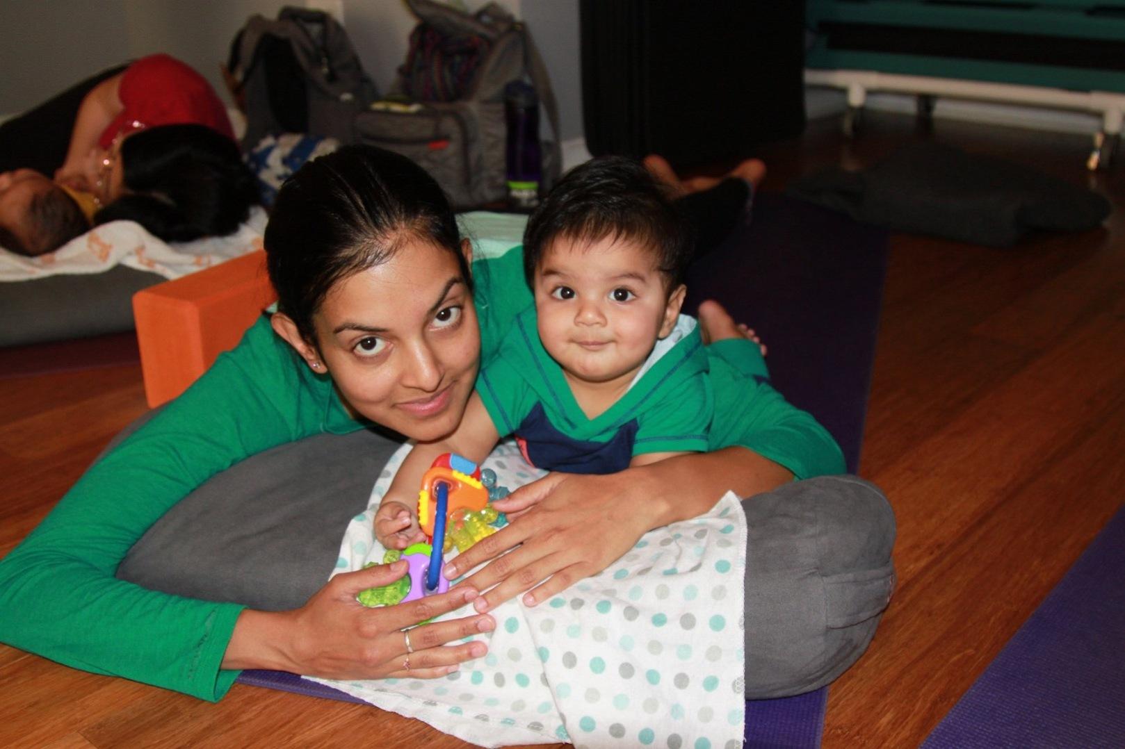 Postnatal Fitness Camp