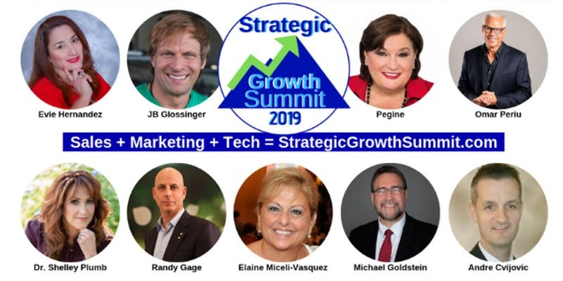 , I got you a seat at Strategic Growth Summit Image