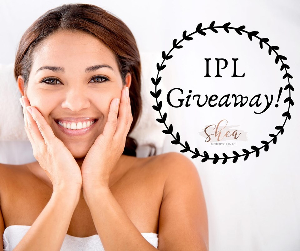 Win an IPL from Shea Aesthetic Clinic! Image