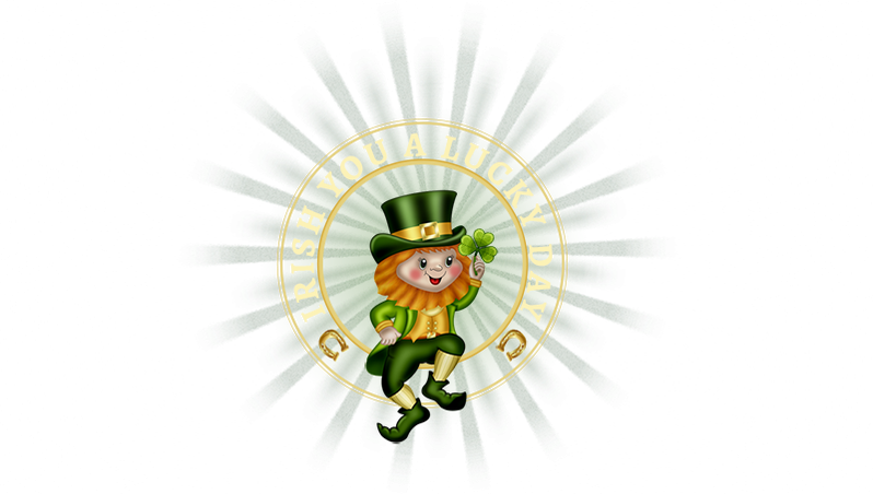 You're LUCKY! 🍀 Image