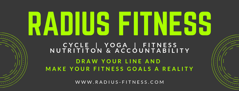 Thank you from Radius Fitness‼️ Image