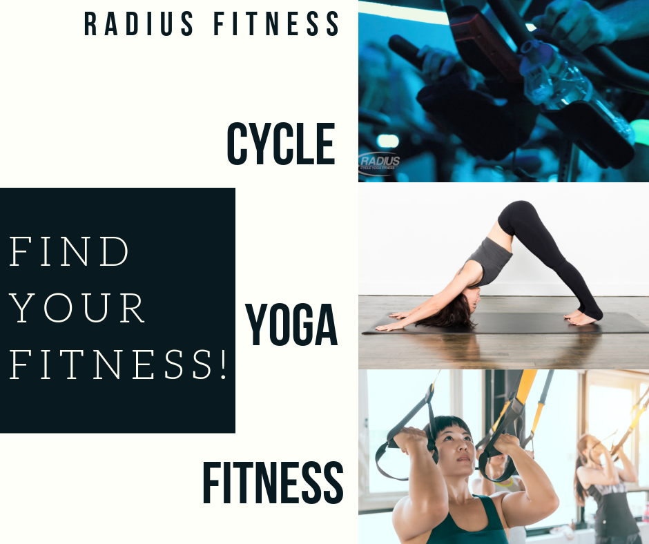 💪Build 🔥Burn🤸‍♀️ Flow @ Radius Fitness Image