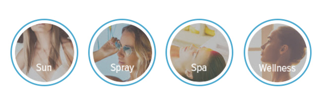 Sun - Spray - Spa - Welness