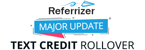 Roll Out The Red Carpet For Text Credit Rollover!👌 Image
